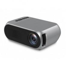 Портативный проектор Projector LED UTM YG-320 grey
