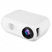 Портативный проектор Projector LED UTM YG-320 white