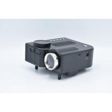 Портативный мультимедийный проектор UNIC UC28 Plus  AV/VGA/USB/SD/HDMI black